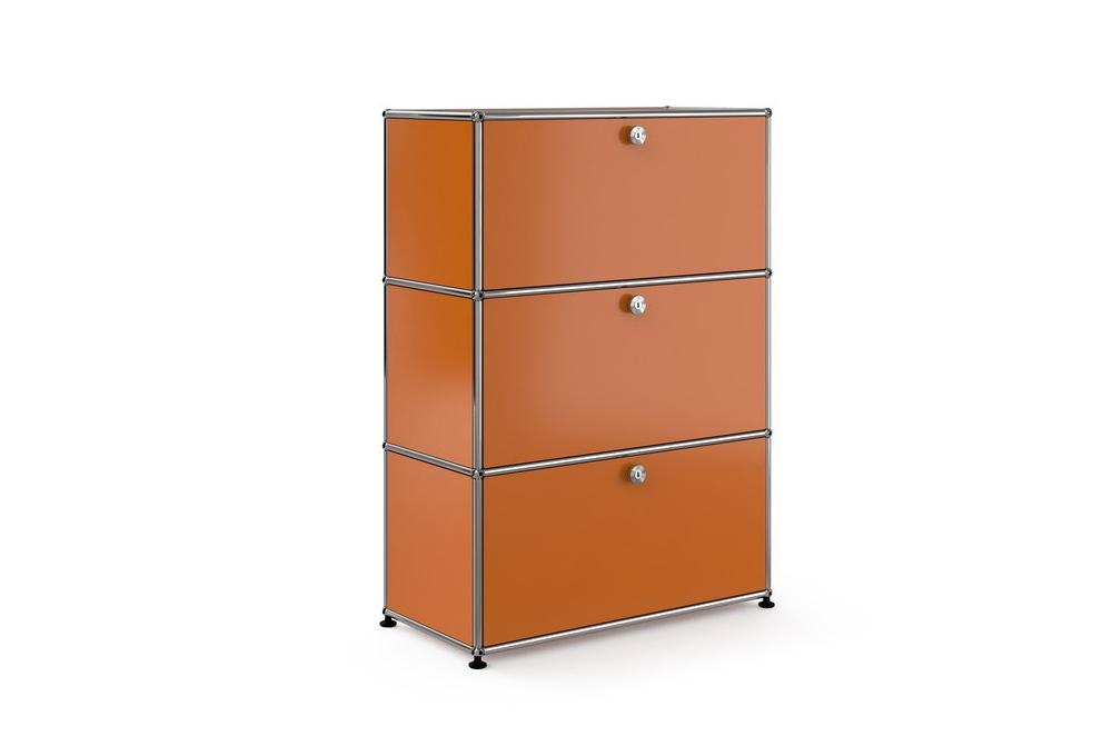 Usm Kleines Lowboard Orange Molitors Haus Für Einrichtung