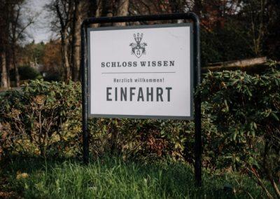 Schloss Wissen Referenz molitors