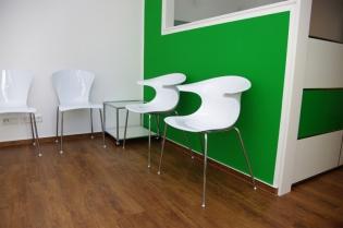 Wartezimmer Stuhl Formvorrat Loop-tn