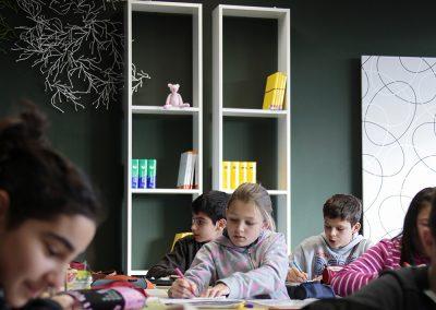 molitors macht Schule in Duisburg