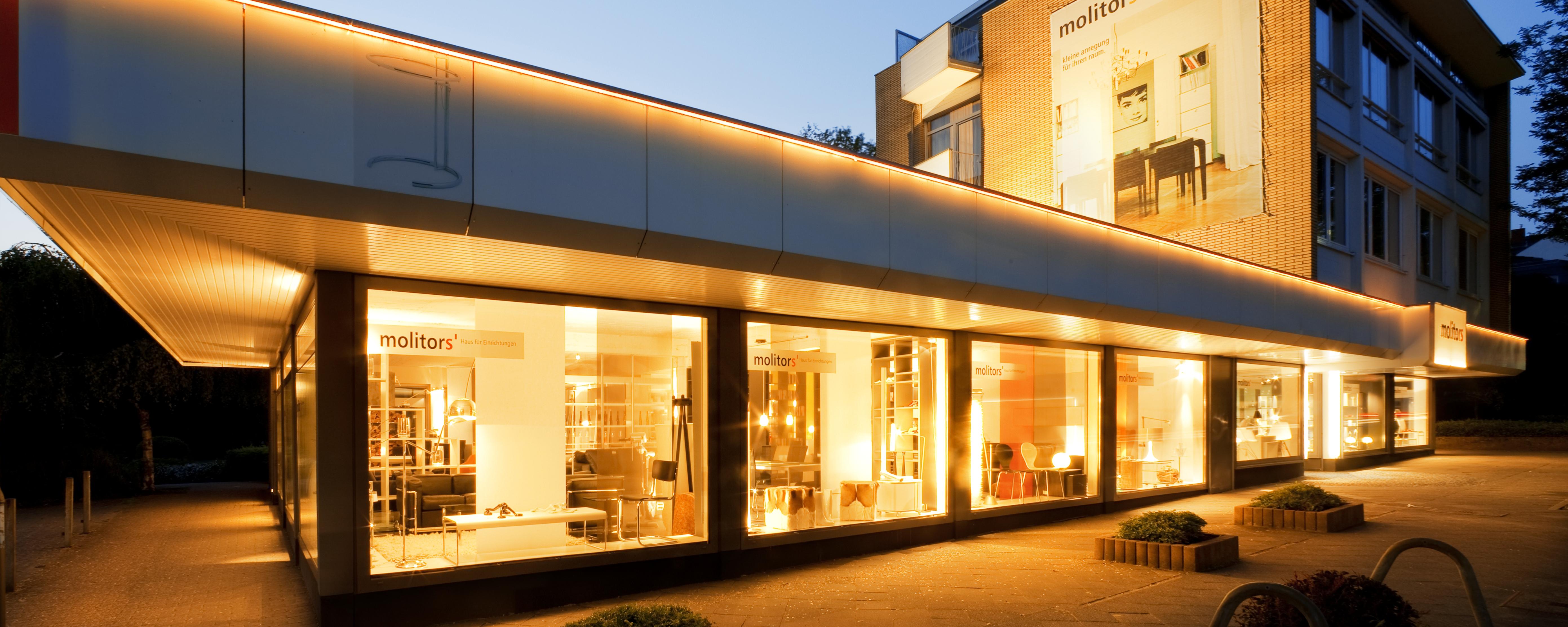 Designmöbel Leuchten Klassiker Molitors Haus Für Einrichtungen
