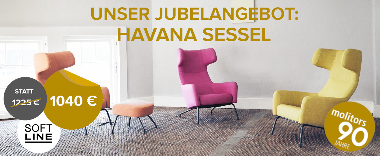 angebot softline havana sessel molitors haus f r einrichtung. Black Bedroom Furniture Sets. Home Design Ideas